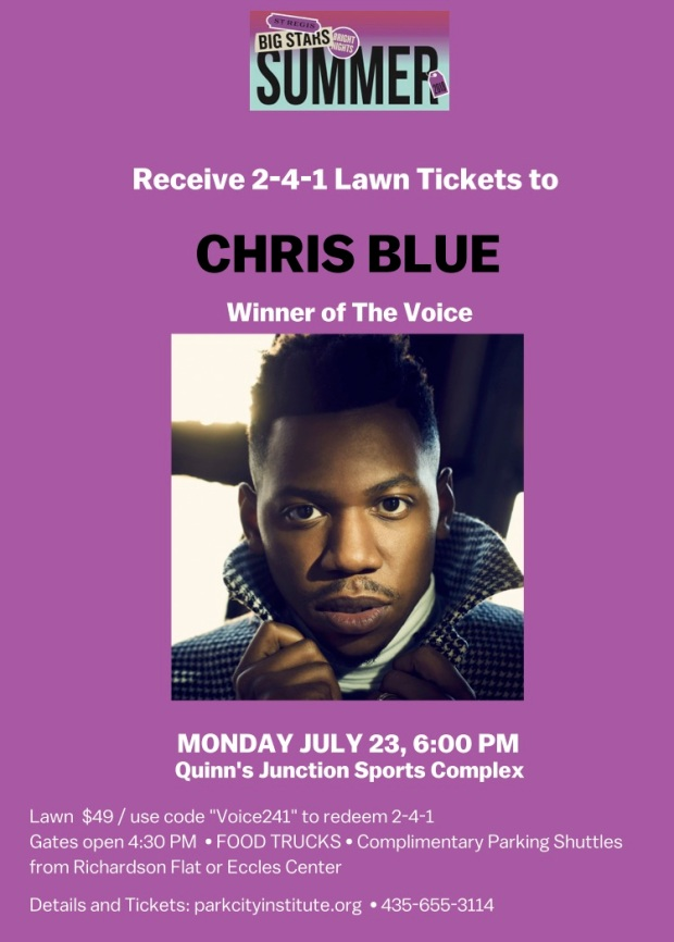 VOICE241 Chris Blue